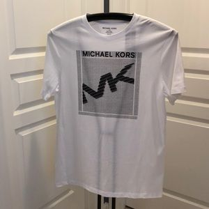Michael Kors Summer White T Shirt/New